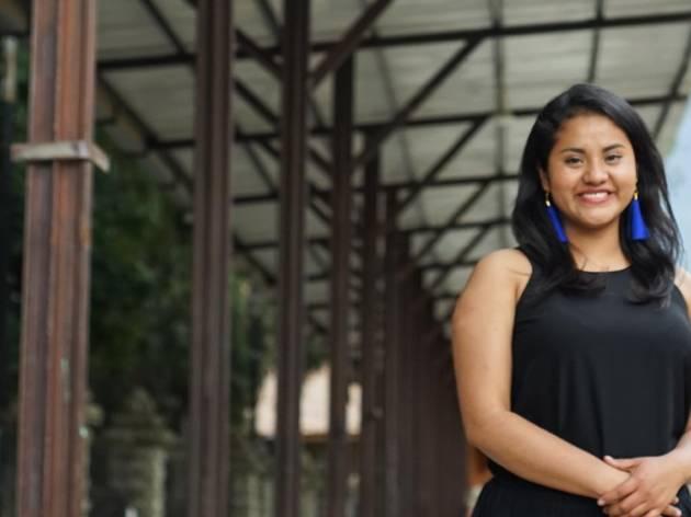 Nadia López, de Oaxaca, ve la migración como un estilo de vida