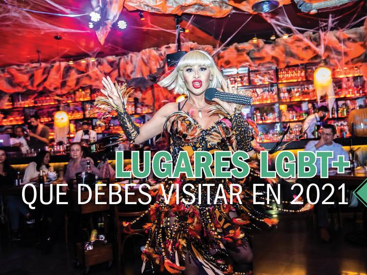 Lugares LGBTTTI que debes visitar en 2021