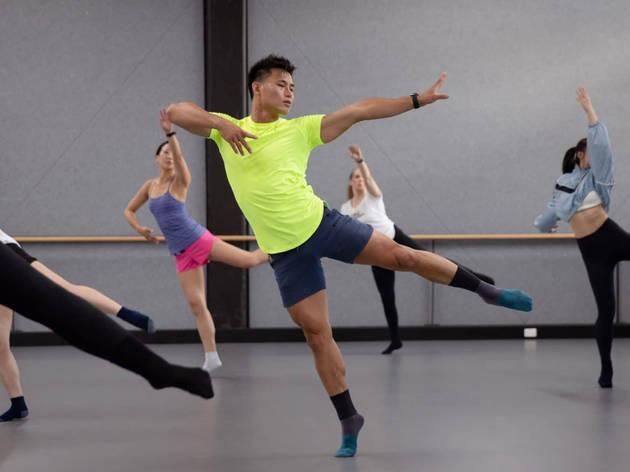 Sydney Dance Company Lyric Dance Class