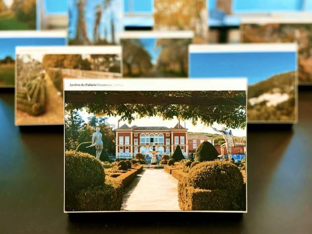 Jardins Históricos de Portugal na Biblioteca Nacional