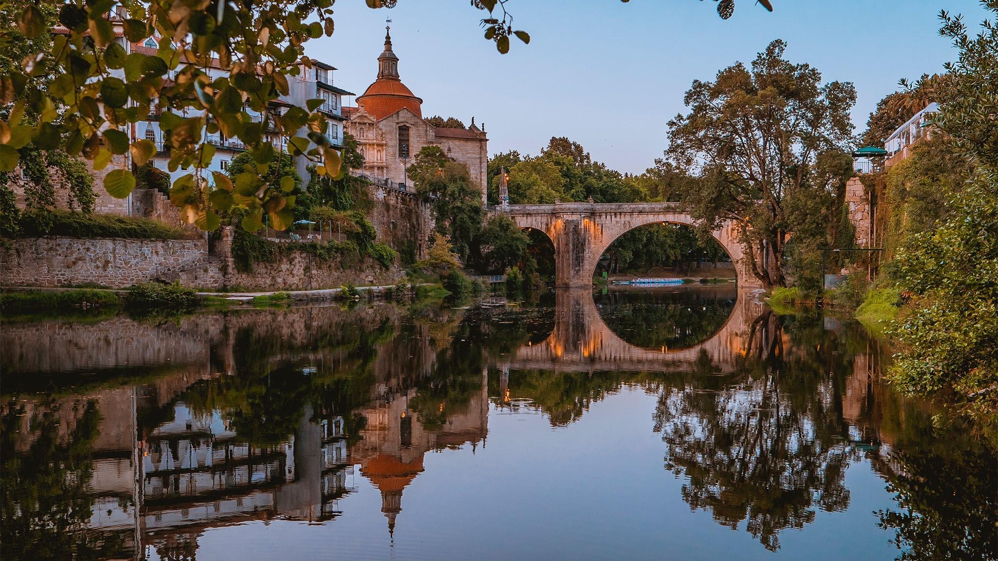 Amarante é um dos melhores destinos da Europa a visitar em 2021