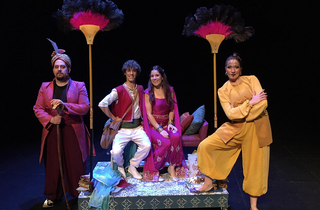Obra de teatre musical 'Aladdí'
