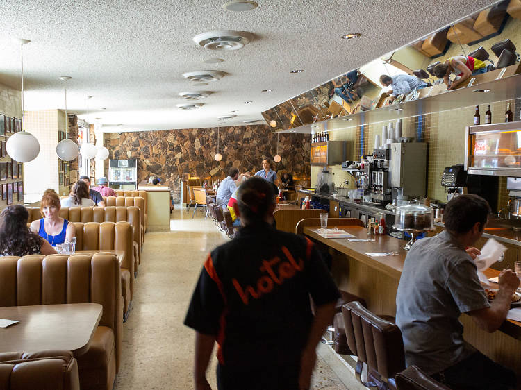 The 101 Coffee Shop in Los Angeles