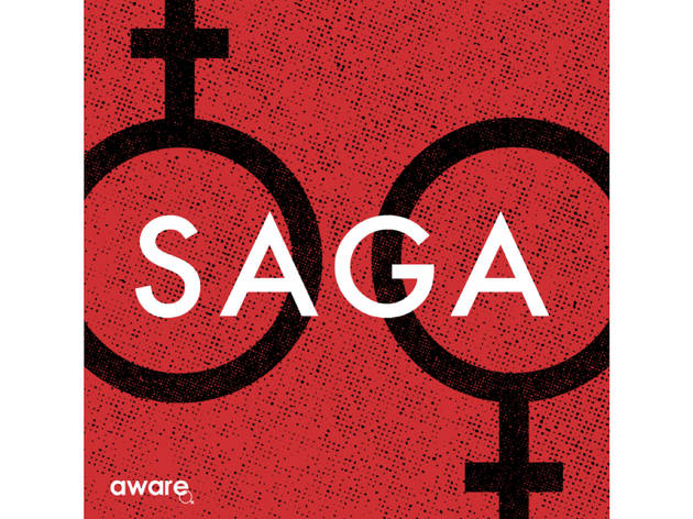 AWARE Saga Podcast