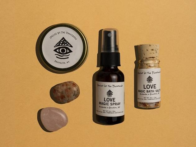 Love Magic Kit, essential oil
