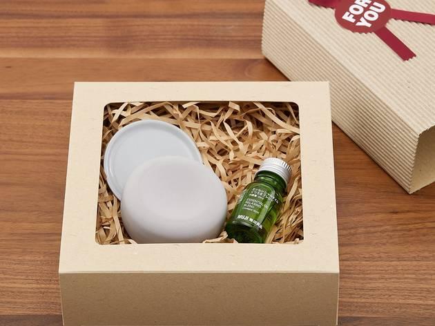Muji essential oils