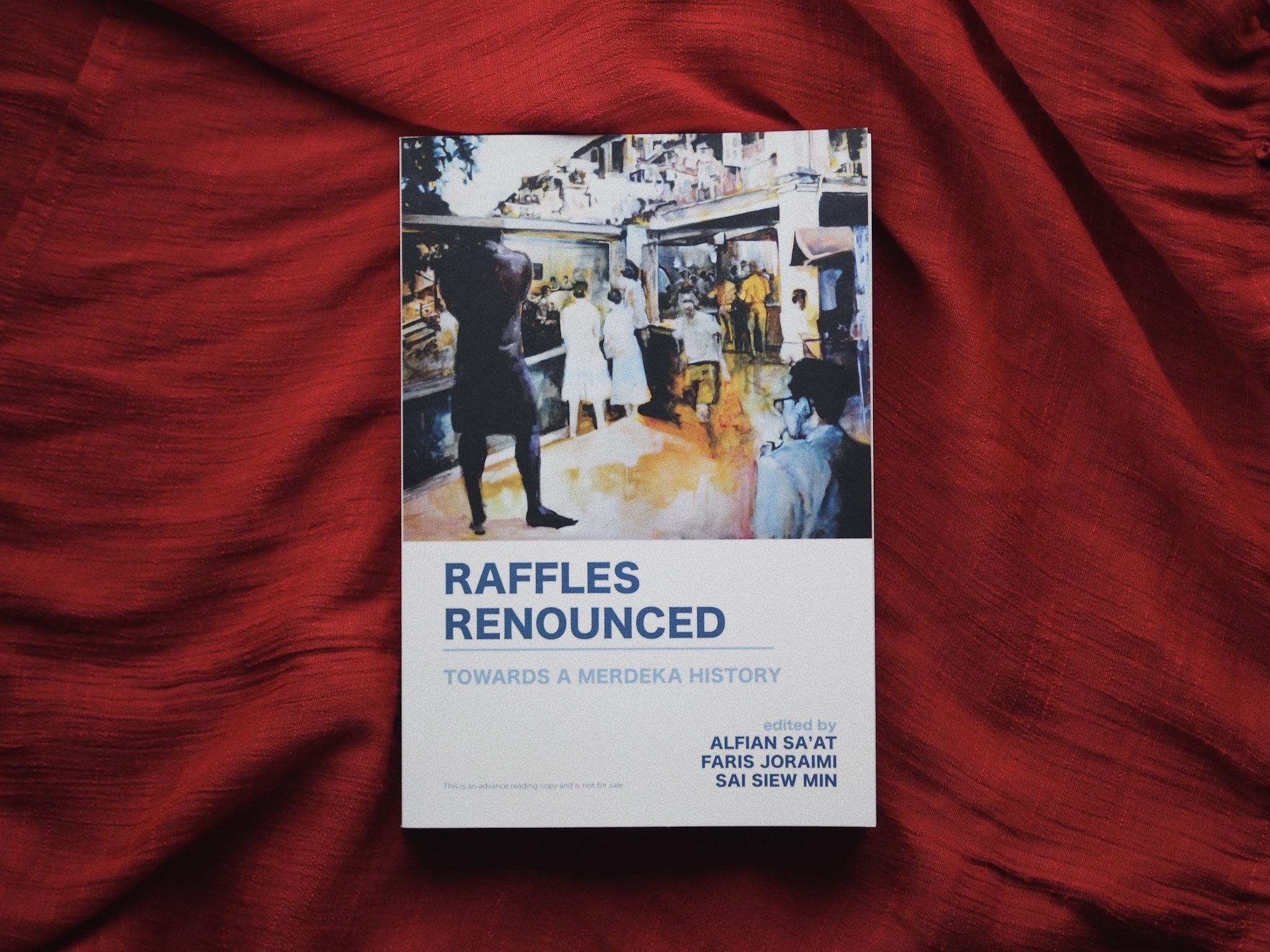 Raffles Renounced Cover