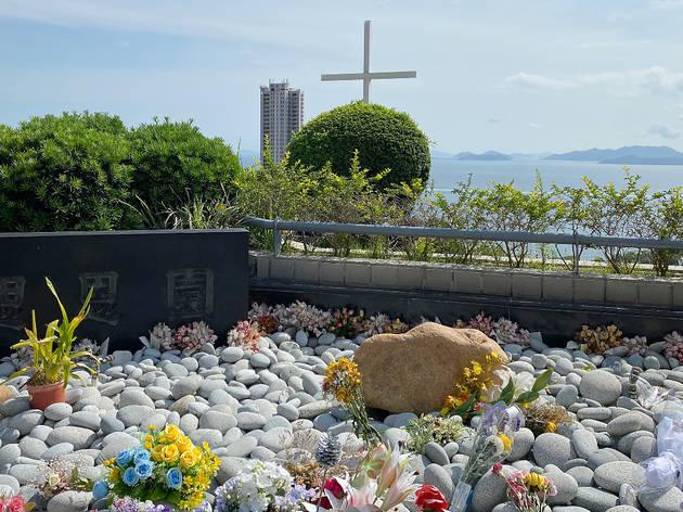 Pok Fu Lam cementary