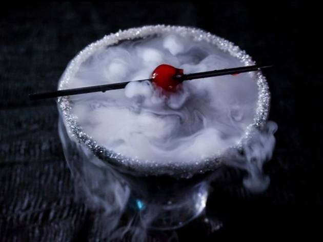 Beetle House cocktail