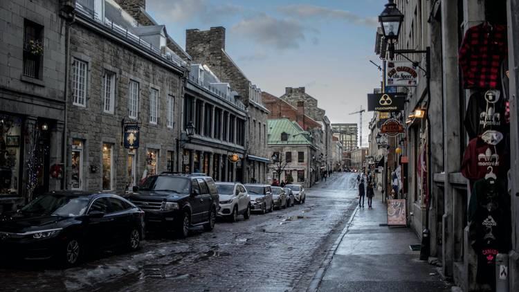 Old Montreal / Vieux-Montréal
