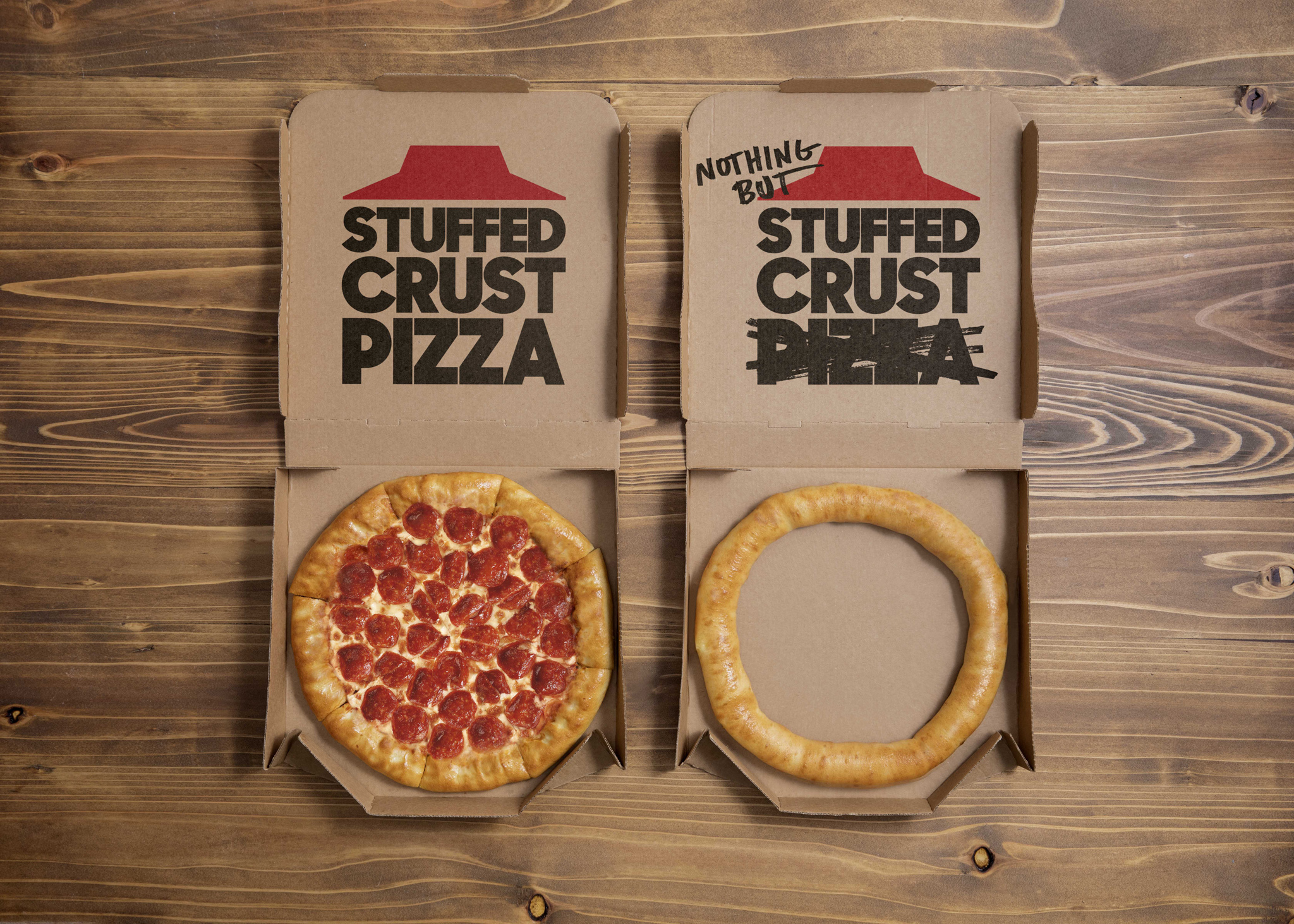 L.A. Pizza Huts are giving away stuffed-crust pizzas (without the pizza part)