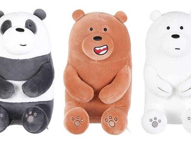 Miniso / We Bare Bears