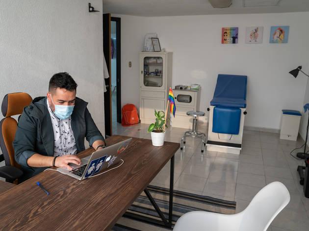 Salud Diversa, la primera clínica LGBT privada