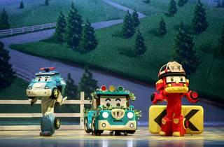Forest Adventure Robocar Poli Live Show