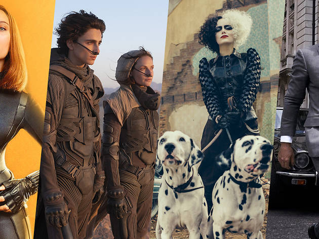 21 หนังน่าดูตลอดปี 2021