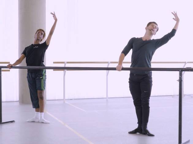 english national ballet virtual dance lessons