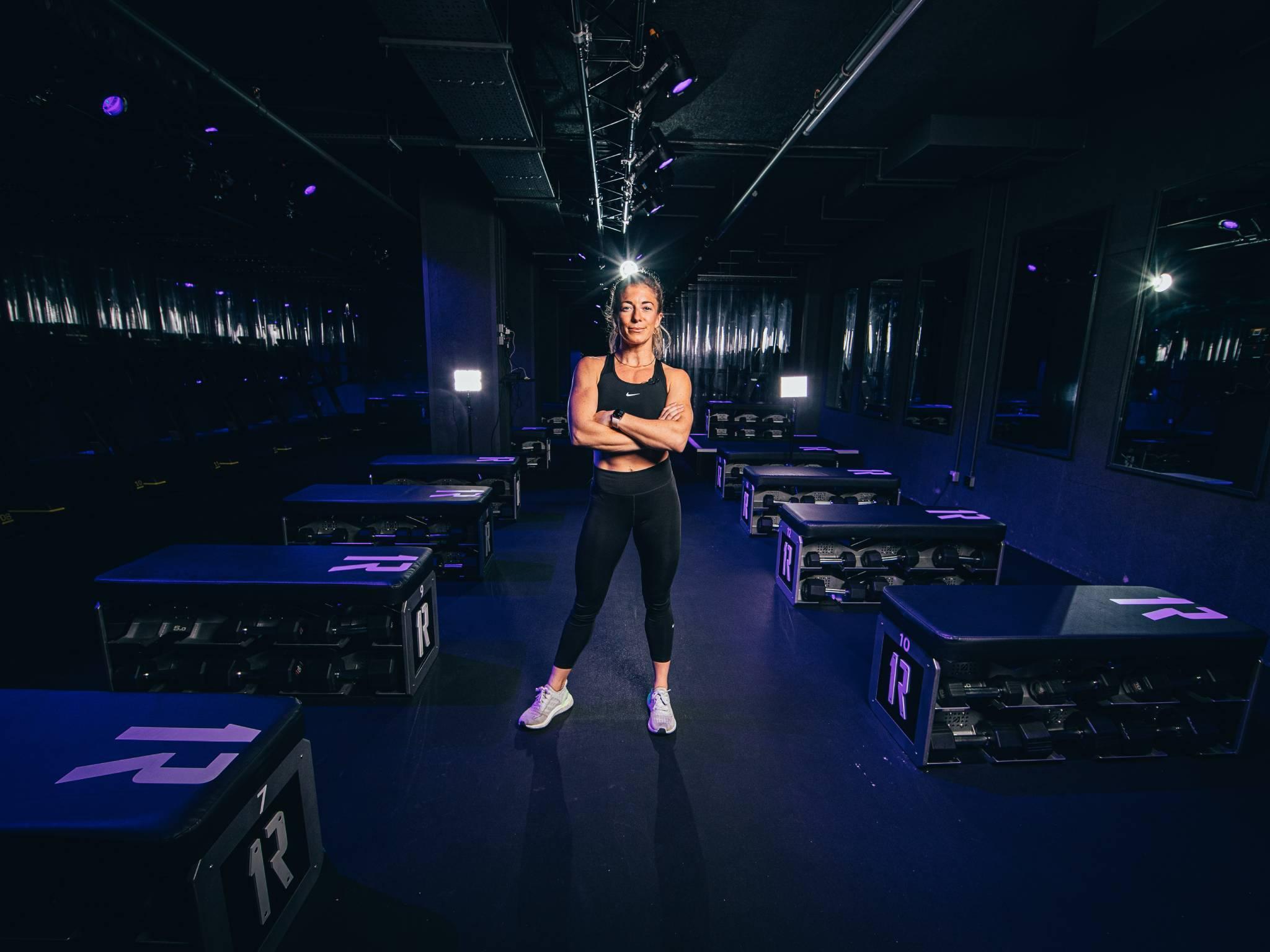 1rebel, gyms
