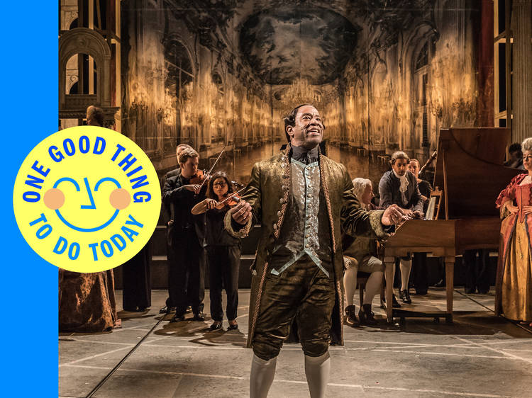 Watch 'Amadeus' on National Theatre at Home tonight