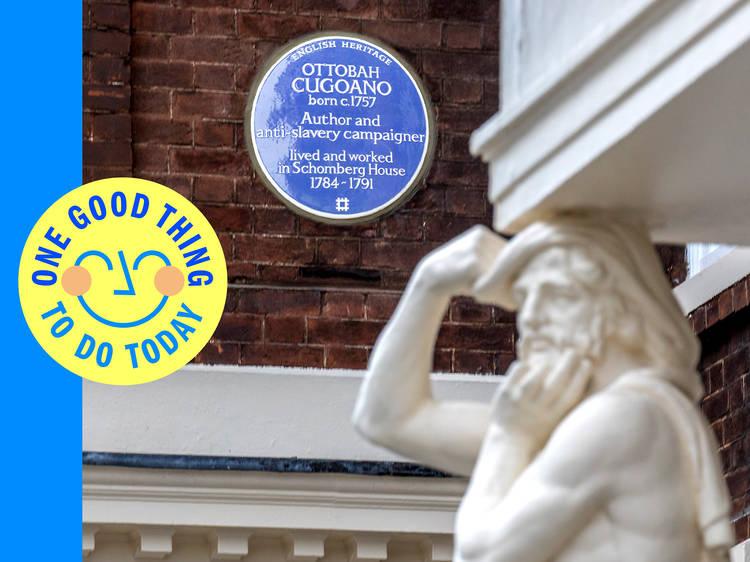 Go discover London's latest blue plaques