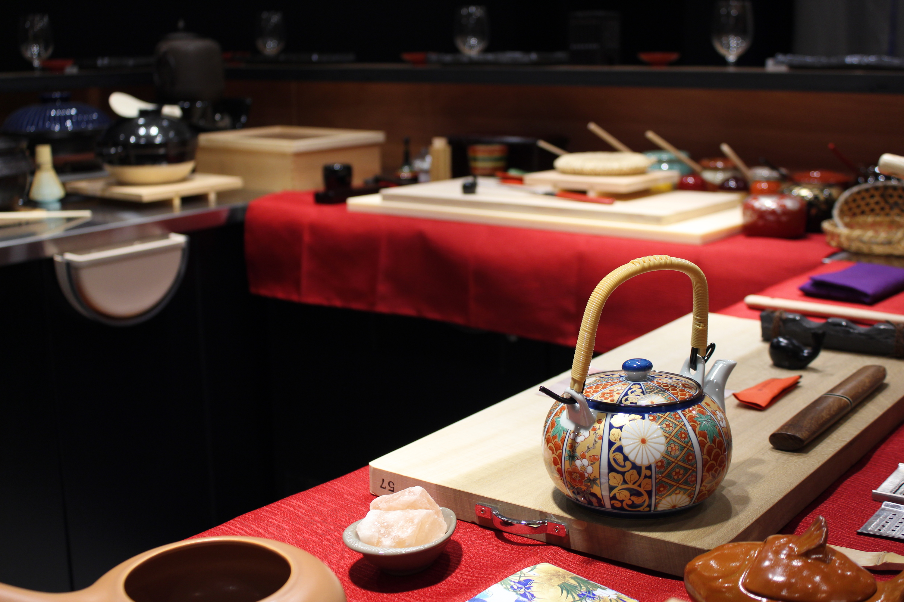 Downtown Montreal's Japanese omakase dining theatre Okeya Kyujiro opens this Friday (PHOTOS)