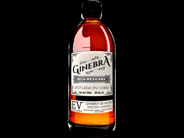 EV, ginebra de Jalisco