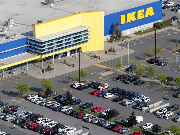 See inside Queens' first-ever IKEA opening today