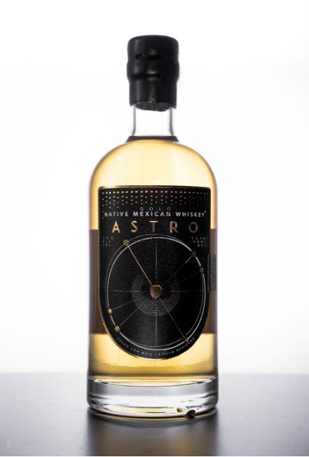 Astro, whiskey de Michoacán