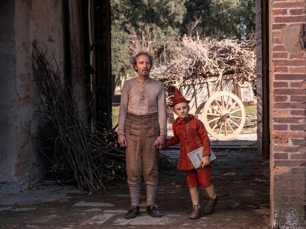 Pinocho de Matteo Garrone