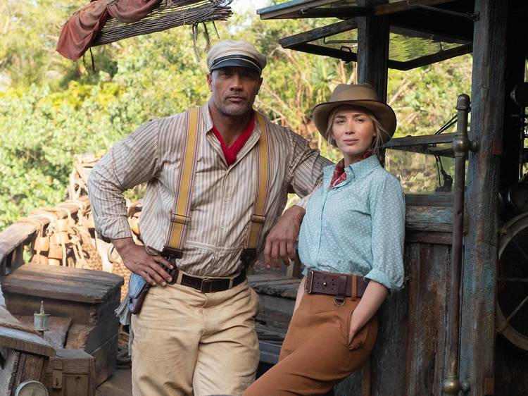 Review: Jungle Cruise