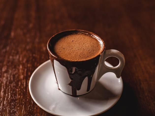 La quintessence du chocolat chaud au nouveau Hot Hot Hut