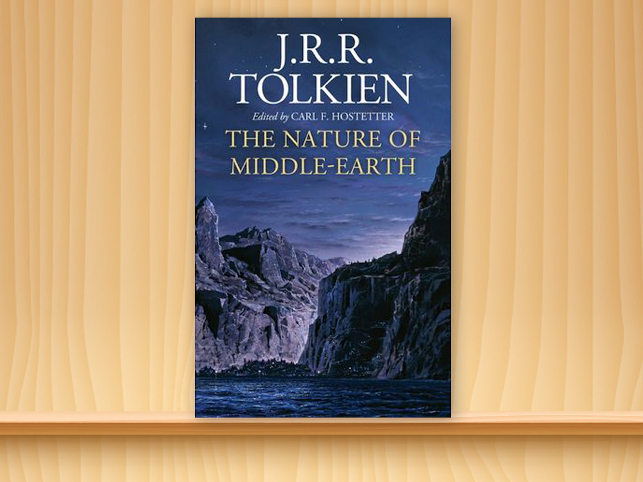 The nature of middle earth, J.R.R. Tolkien