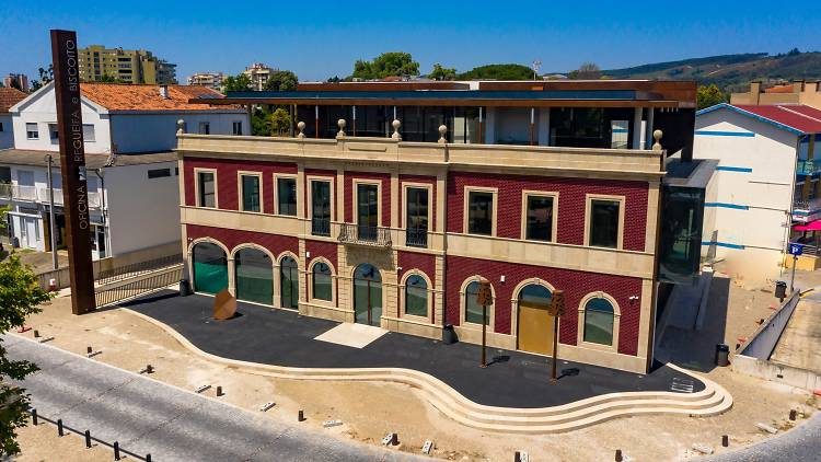 Oficina da Regueifa e do Biscoito de Valongo