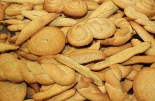 Biscoitos de Valongo