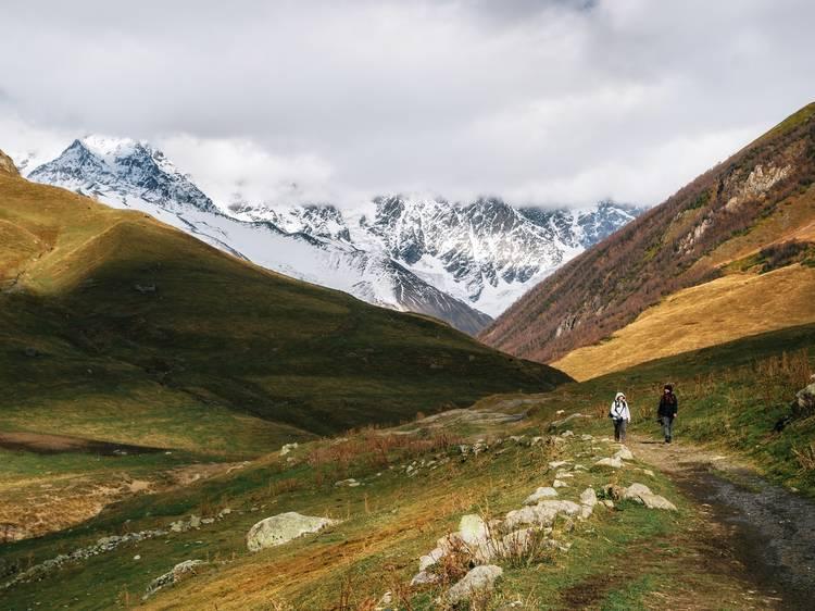 The Transcaucasian Trail