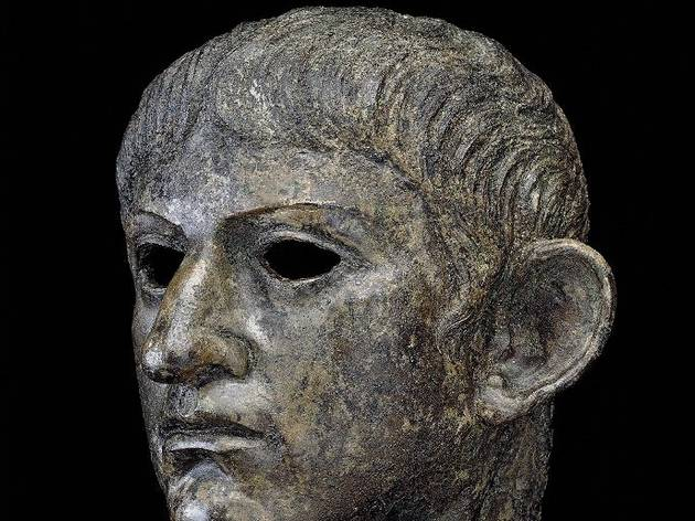 Photograph: Nero, Courtesy of the British Museum