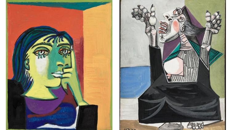 Pablo Picasso exhibit