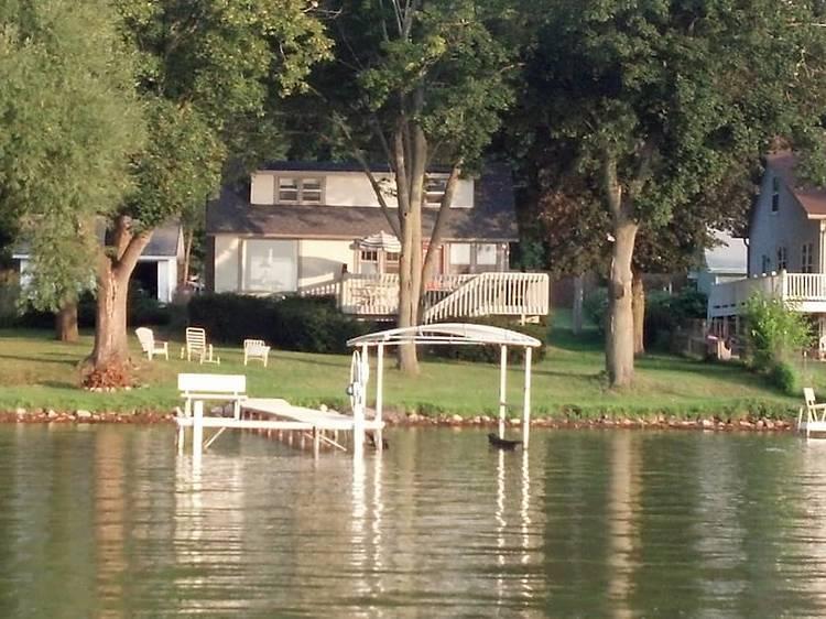 Como Lake house, WI