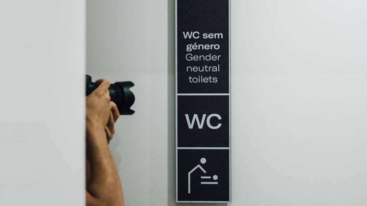 Teatro do Bairro Alto, TBA, WC