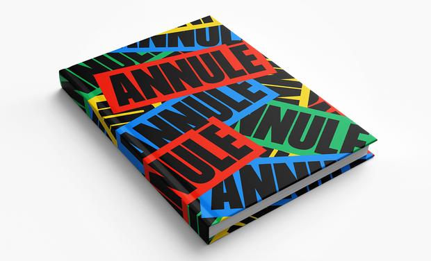 """""""ANNULÉ"""" : ce livre compile les visuels des événements annulés en 2020"""