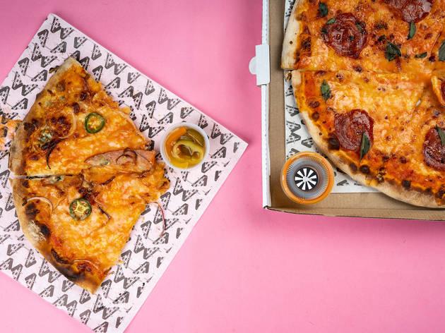 Homie Pizza