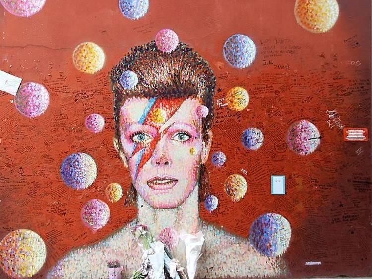 Bowie Odyssée.
