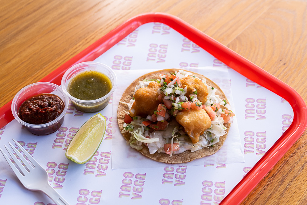 A plant-based taqueria slides into Fairfax with vegan tacos, burritos and loaded fries