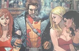 Ilustación del villano Supercrook