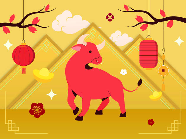 Image result for lunar new year 2021