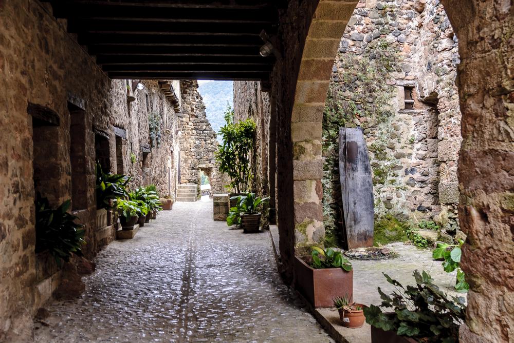 Santa Pau (Girona)