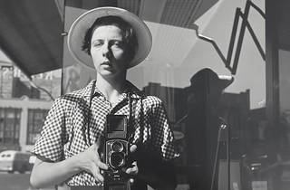 Self portraits - Vivian Maier