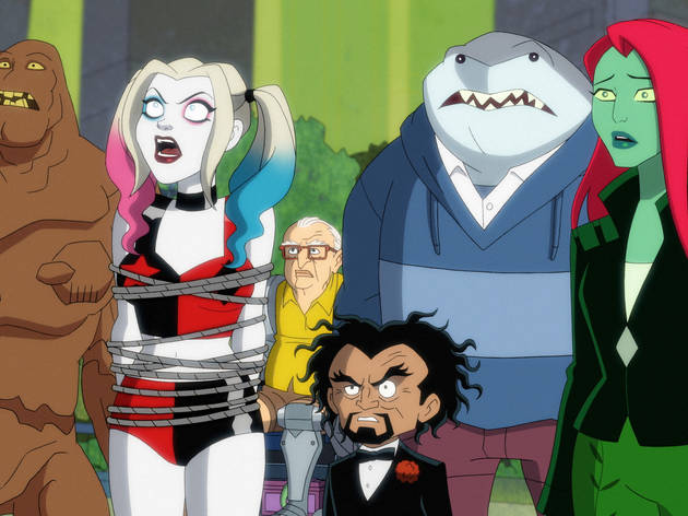 La serie de Harley Quinn