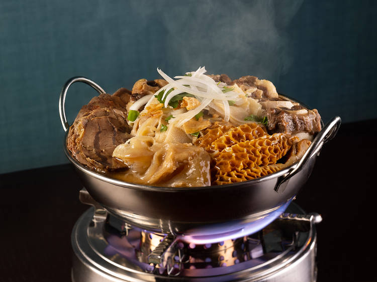 安南越南餐廳:越式金牛聚寶盆菜