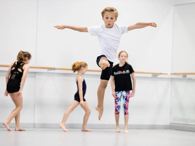 Sydney Dance Company School Holidays