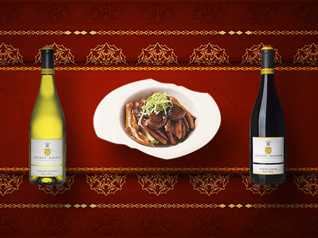 Pinewood Wine x Tsui Hang Village